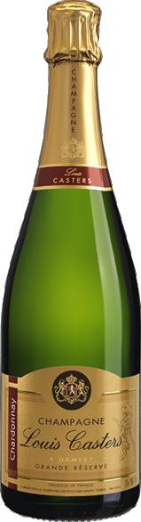 Grande réserve 100% Chardonnay Brut